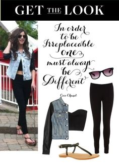 """Get the Look: EJC(:"" by paynestyles21 ❤ liked on Polyvore"