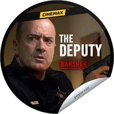 ORIGINALS BY ITALIA's #Banshee Wicks The #Deputy #GetGlue #Sticker