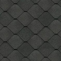 Textures Texture seamless | Gaf asphalt shingle roofing texture seamless 03328 | Textures - ARCHITECTURE - ROOFINGS - Asphalt roofs | Sketchuptexture