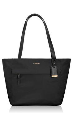 New Tumi Small M-Tote Nylon Tote fashion online. [$245]?@shop.seehandbags<<