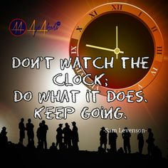 Don't watch the clock; do what it does. Keep going.- Sam Levenson  Time does not stop. Why should you?  #inspire #instaquote #fit #TFLers #fitness #gymlife #pushoullgrind #flex #hustle #workhard #workfromhome #instagramleads #mlm #networkmarketing #focus #bigbench #lifestyle #leadership #ladypreneur #workathomemom