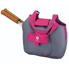 Wilson '13 Hope Tennis Tote - http://www.closeoutracquets.com/tennis-and-racquetball-bags/tennis-bags/wilson-13-hope-tennis-tote/