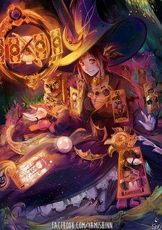FINAL FANTASY 14 - ASTROLOGIAN by YamYami-Shin