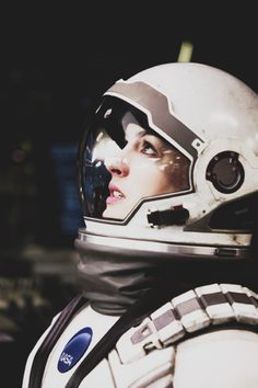 "Dr. Amelia Brand is courageous, passionate and intuitive...In the movie INTERSTELLAR, Brand (Anne Hathaway), scientist and interstellar astronaut, thinks ""outside the box"" of  the hegemony of science and delivers one of the most poignant speeches about the power and relevance of love in all things. Amelia Brand is a hero for believing..."