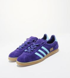 adidas Originals Trimm Star Purple Suede e595f63ba