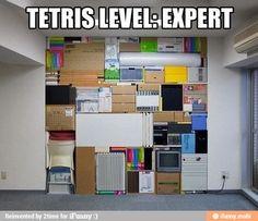Tetris expert / iFunny :)