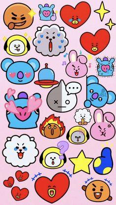 Bts Taehyung, Bts Bangtan Boy, Bts Jimin, Ivana, Bts Backgrounds, Bts Drawings, Bts Chibi, Bts Fans, I Love Bts