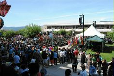 Canada College at Redwood City, CA Spring 2014 Commencement
