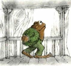 Frog and Toad Are Friends: The Story