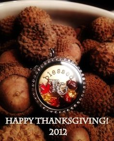 Wishing everyone a wonderful Thanksgiving!!!  Find me on www.facebook.com/mirandadietzlockets.com for pop up Black Friday Specials!!!