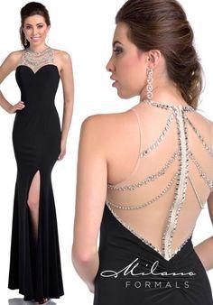 Milano Formals Dress E1772