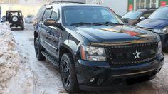 Chevrolet Tahoe Громобой
