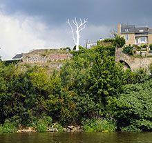 Lieux du parcours à Nantes - Le Voyage à Nantes - Expositions à Nantes