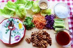 Restaurant-style lettuce wraps! It's impossible to eat just one.