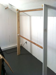 Before {and} After: Empty Room Turned Walk-in Closet