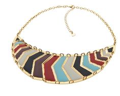 Tribal Glam Statement Collar from Diva (AUD $19.99).
