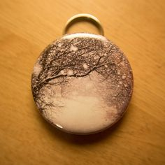 Winter Wonderland Bottle Opener