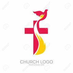 faith church logo symbols logo templates love a good success