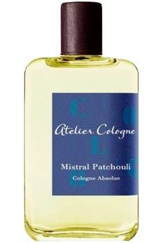 patchouli perfume for men | ... Patchouli Atelier Cologne perfume - a new fragrance for women and men