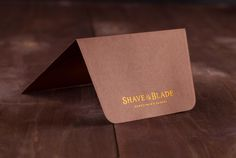 Shave & Blade on Behance