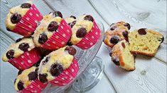 Kokos-Kirsch-Muffins - Rezept von Eat Me Creme Fraiche, Food, Muffin Recipes, Cherry Muffins, Cherries, Oven, Food Food, Meal, Eten