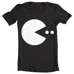 """Pacman T Shirt. (Get 30% off with the code """"closet-coach"""")"""