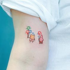 Image may contain: one or more people and closeup Bff Tattoos, Mini Tattoos, Bestie Tattoo, Dainty Tattoos, Dream Tattoos, Little Tattoos, Pretty Tattoos, Future Tattoos, Body Art Tattoos