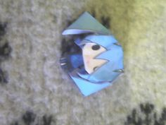 Ene Chibi Papercraft by RinNeko-Nyan