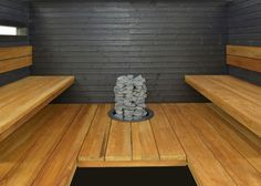 Warkop Oy Outdoor Decor, Saunas, Master Bedroom, Home Decor, Bathroom, Google, Steam Room, Projects, Master Suite