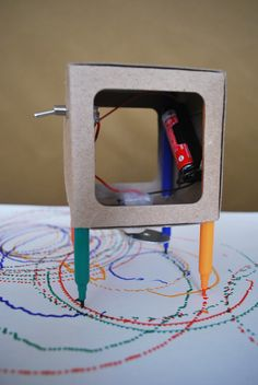Scribbler - The Drawing Robot (kit!)