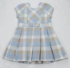 Mayoral Plaid Dress - Toddler/Girl/Pre-teen Girl