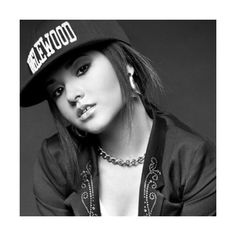 An image of Becky G ❤ liked on Polyvore featuring becky g, people and models