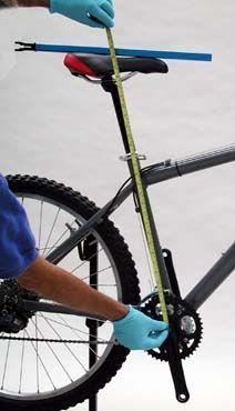 Mtb Positioning Chart Mt Bike Road Bike Mtb