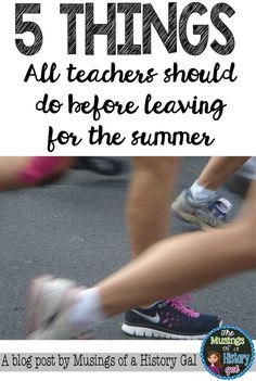 Before you shut your classroom door for the year, make sure you've done these 5 things! These tips work great at the end of the school year for teachers at ANY grade level. Click through to make sure you are going to make the most of your summer vacation Secondary Resources, Secondary Teacher, Social Studies Resources, Teaching Social Studies, Teaching Tools, Teacher Resources, Teaching Ideas, End Of Year Activities, Science Activities
