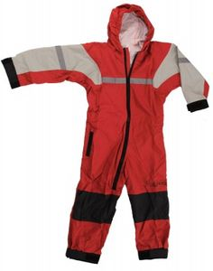 Oakiwear Rain or Boating suit! Completely waterproof and affordable! - RED