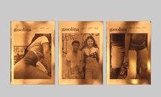 Gasolina Magazine: Editorial Design by Marc Jordi Soler   Inspiration Grid   Design Inspiration