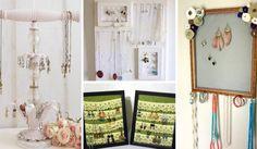10 věšáčků na šperky, které vás okouzlí