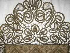 Irish Crochet, Crochet Lace, Romanian Lace, Point Lace, Clothing Patterns, Needlework, Cross Stitch, Creative, Minka