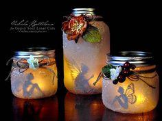 Vyrobte tento úžasný lampášik pre vaše deti. V noci vytvorí nádhernú rozprávkovú atmosféru.