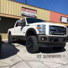 Ford with Nitto EXO and Fuel wheels #nittotire #fueloffroad Fuel Offroad NITTO TIRE USA