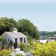 The Best Seaside Cottage Rentals   The Cottages at Cabot Cove, Kennebunkport, Maine   CoastalLiving.com
