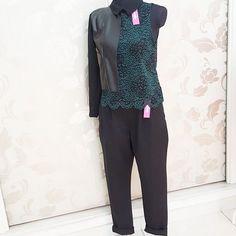 # pantaloni # morbidi # camicia # merletto con colletto # giubbino #blazer # coprispalle #similpelle #valeria #abbigliamento