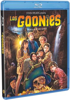 Los goonies [Vídeo (DVD)] / una película de Richard Donner. Warner Home Video Española, cop. 2002