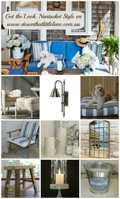 Nantucket Styling on dtll.com.au