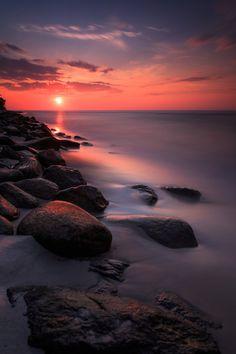Sunset by Wanowicz
