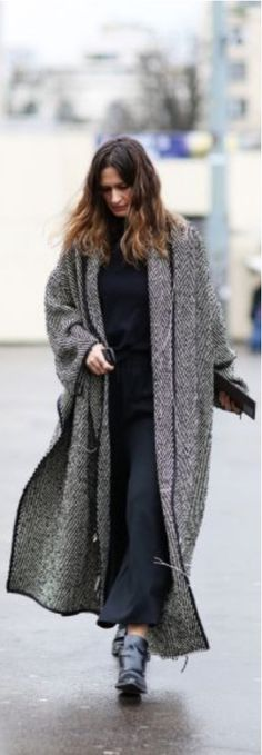 Long Oversized Coat are back! Love it
