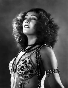Gloria Swanson 1925 -(March 27, 1899 – April 4, 1983) was an American actress, singer and producer. She was one of the most prominent stars during the silent film era as both an actress & a fashion icon. Under the direction of Cecil B. DeMille, made dozens of silents and was nominated for the first Academy Award in the Best Actress category. She had also produced her own films.  Today she is best known for her role as Norma Desmond, a faded silent film star, film Sunset Boulevard (1950).