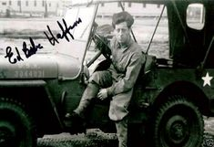 Babe Heffron of Band of Brothers fame passed away. True loss for America. Vietnam, 101st Airborne Division, Military Veterans, Military Jeep, Band Of Brothers, Real Hero, American Soldiers, Military History, World War Ii