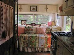 travel trailer interiors - Google Search
