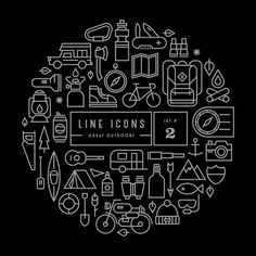 lineicons-2-greatoutdoors http://goo.gl/jxYODJ